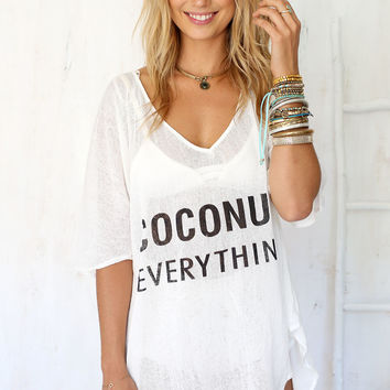 Coconut Tunic | SABO SKIRT
