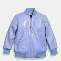 PATENTcombo baseball jacket