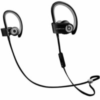 ONETOW Beats Powerbeats 2 Wireless In-Ear Headphone - Black