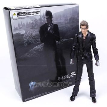 Play Arts KAI Final Fantasy XV Ignis Scientia PVC Action Figure Collectible Model Toy 26cm
