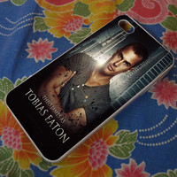 Theo james as Tobias Eaton Case for iPhone 4/4S iPhone 5/5S/5C and Samsung Galaxy S3/S4/S5