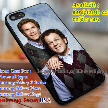 Step Brothers Will Ferrell The Lego Movie iPhone 6s 6 6s+ 6plus Cases Samsung Galaxy s5 s6 Edge+ NOTE 5 4 3 #movie #StepBrother dl3