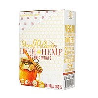 High Hemp Wraps - Honey Pot