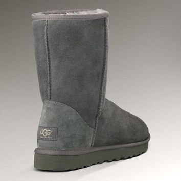 UGG Fashion Wool Snow Boots Shoes-6