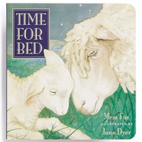 Toddler 'Time for Bed' Board Book