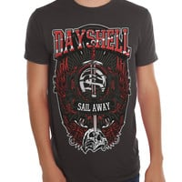 Dayshell Sail Away Slim-Fit T-Shirt