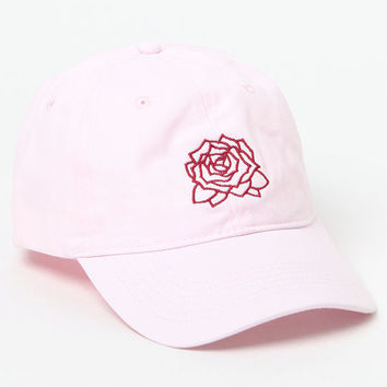 OBEY Mira Rosa Strapback Dad Hat at PacSun.com