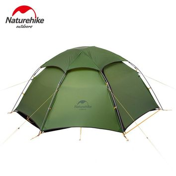 Naturehike Camping Tent Hexagonal Ultralight 2 Person Tent
