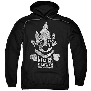 Killer Klowns From Outer Space Hoodie Kreepy Black Hoody
