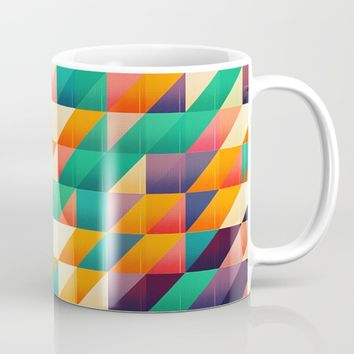 Indian summer Mug by Jeanette Rietz