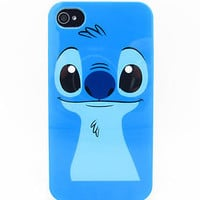 Cute Stitch Cover Hard Case Cover Protector for Apple New iPhone 4 4S