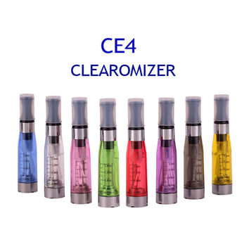 CE4 atomizer newest ce4 cartomizer ce4 clearomizer 1.6ml for ecig ego t,ego w e-cigarette for all ego EVOD series
