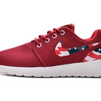 Nike Roshe Run USA women Running Shoes Sneakers