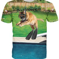 Dive in the Pussy T-Shirt
