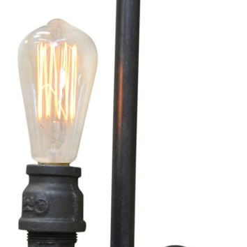 Industrial Chic Wall Sconce