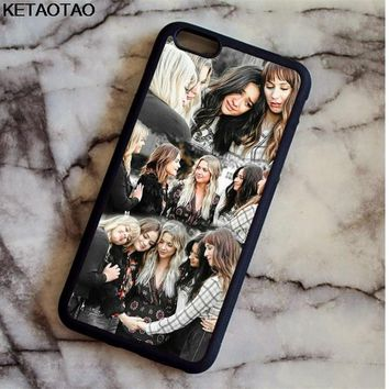 KETAOTAO Pretty Little Liars simple Phone Cases for iPhone 4S 5C 5S 6 6S 7 8 Plus X for Samsung S8 Case Soft TPU Rubber Silicone