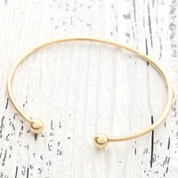 With Love From CA Simple Cuff - Womens Jewelry
