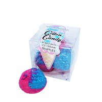 Cotton Candy Bath Truffles