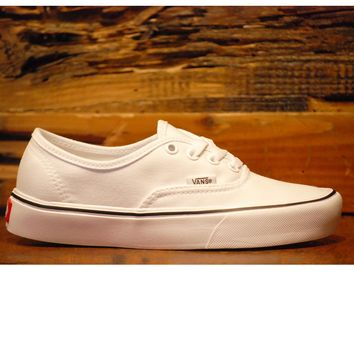 Vans Authentic Lite Canvas - True White