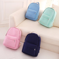 Comfort Hot Deal Stylish On Sale Back To School College Casual Canvas Hot Sale Backpack [8384115463]