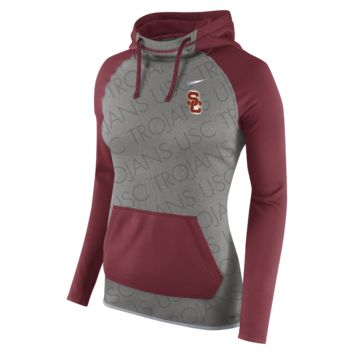 Nike Championship Drive All Time Pullover (USC) Women's Training Hoodie