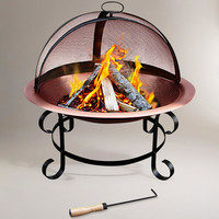 Copper Fire Pit - World Market