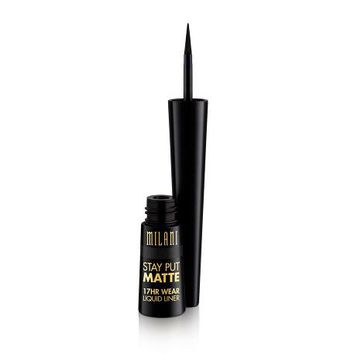 Stay Put Matte 17HR Wear Liquid Eyeliner
