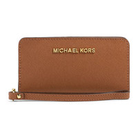 MICHAEL Michael Kors Jet Set Travel Slim Tech Wristlet
