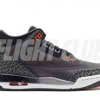 "air jordan 3 retro (gs) ""fear"" - Air Jordan 3 - Air Jordans 