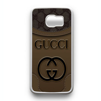 Gucci logo bag Samsung Galaxy S6 Edge Case