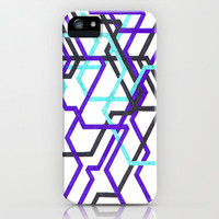 iPhone 5 Case - Needlessly Confusing Subways - unique iPhone case, geometric iPhone case, hipster iphone case, iphone 5 case