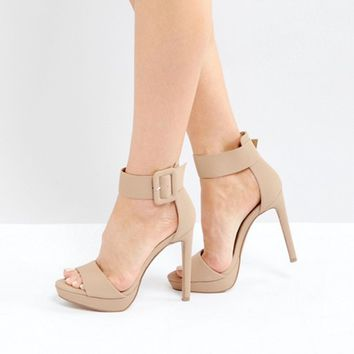 Steve Madden Coco Heeled Sandals at asos.com