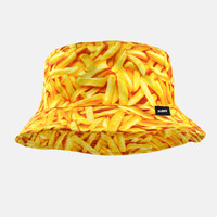 French fries bucket hat
