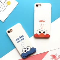 Lovely eyes plastic Case Cover for Apple iPhone 5s 5 6 Plus 6 -05011