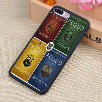 Harry Potter Ravenclaw Printed Soft TPU Protective Shell Skin Phone Case For iPhone 6 6S Plus 7 7 Plus 5 5S 5C SE 4 4S Cover