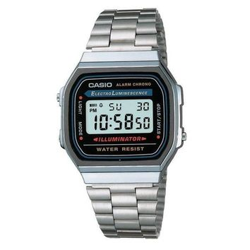 Casio Silver Tone Watch