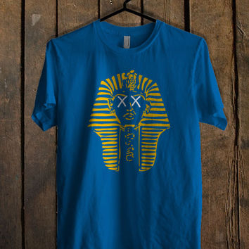 last king Blue Mens T Shirt **