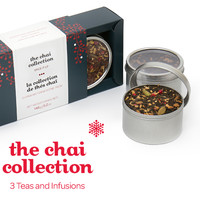 The Chai Collection - Gift Box With Three Delicious Chai Teas | DavidsTea