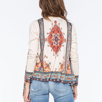 FLYING TOMATO Floral Boho Womens Cardigan | Cardigans & Wraps
