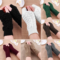 Mystery Fingerless Gloves, Many Colors!!