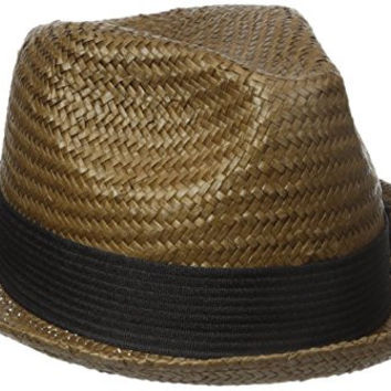 Brixton Men's Castor Fedora, Light Brown, X-Large