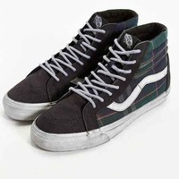 Vans Era California Plaid Overwash Sneaker