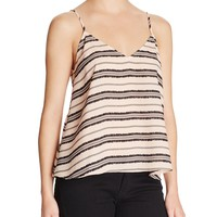 AQUASelvedge Stripe Cami