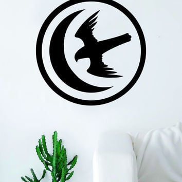 Game of Thrones House Arryn Decal Sticker Wall Vinyl Living Room Bedroom Art Decor TV Shows Dragon