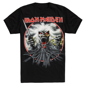 Iron Maiden Eddie Los Angeles T-Shirt
