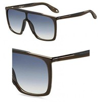 Sunglasses Givenchy 7040 /S 0TIR Brown Black / IT blue gradient lens