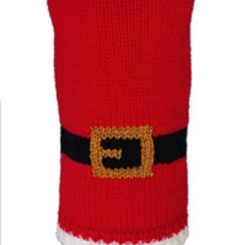 Santa Paws Dog Sweater
