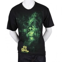 Wiz Khalifa - Rolling Papers Green Haze Mens Standard T-shirt