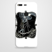 The Nightmare Before Christmas Google Pixel XL Case | casefantasy
