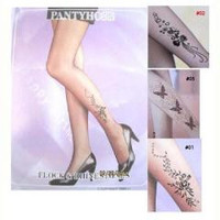 Ladies Flocking Pantyhose Case Pack 144